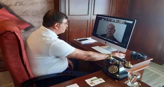Başkan Tugay'dan Alzheimer Evi müjdesi
