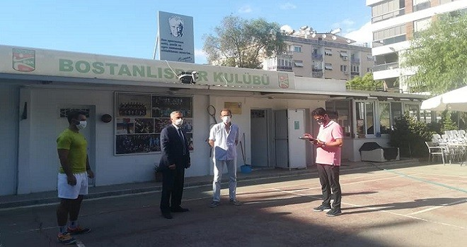 Bostanlıspor'a tam not...