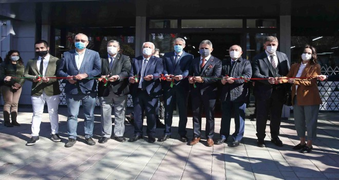 Girişimcilik Merkezi Karşıyaka'da açıldı