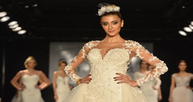 IF Wedding Fashion'da Özge Ulusoy ve Şebnem Schaefer fırtınası esecek
