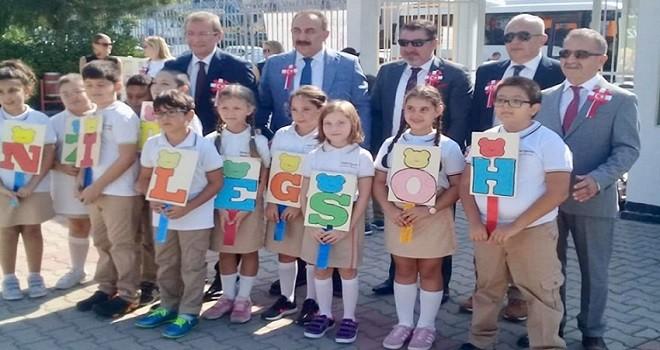 İlköğretim Haftası Karşıyaka'da kutlandı