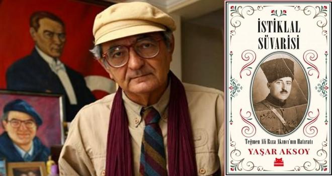 Yazarlığının 50.yılında 9 Eylül'ü yazdı