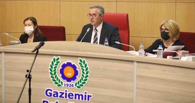 Gaziemir Belediyesi'ne 2022 yılı için 285 milyonluk bütçe