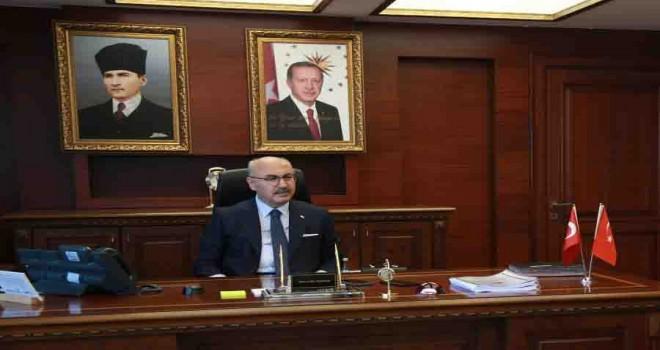 İzmir Valisi'nden 15 Temmuz Demokrasi ve Milli Birlik Günü mesajı