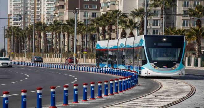 Toplu ulaşımda yolcu sayısı 1 milyon sınırına dayandı