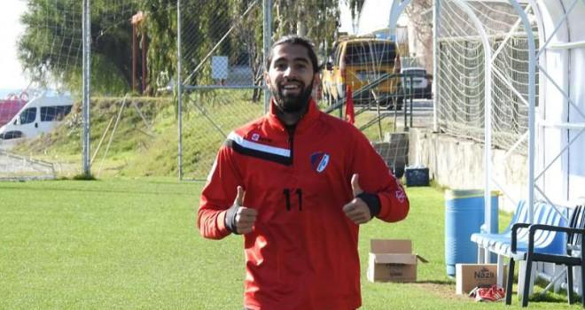 Karşıyaka'nın 12.transferi sol bek...