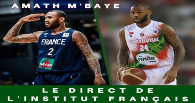 Institut français M'Baye'yi ağırlayacak