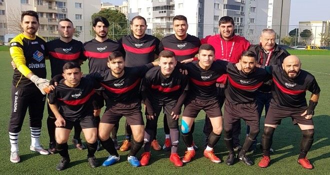 Erdem Esentepe, Nergizspor'u gole boğdu:  9-1