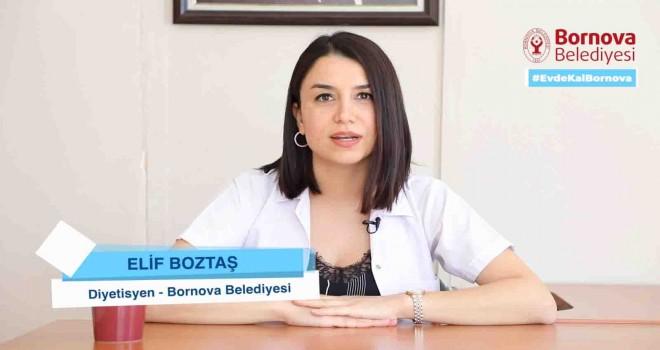 Bornova koronavirüse karşı  vücut direncini arttırıyor