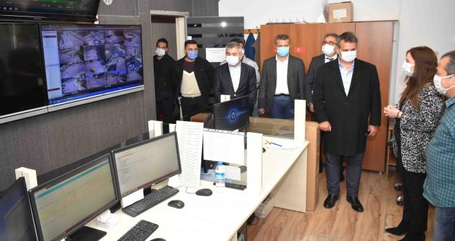 Balçova'da Türkiye'ye örnek hizmet