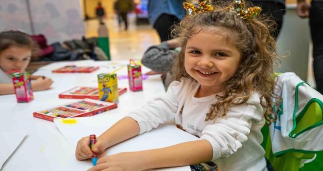 Uluslararası Pınar Çocuk Resim Yarışması 40 Yaşında