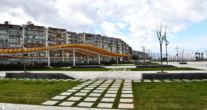 İzmir'in yeni meydanı Kılıçdaroğlu'nun katılımıyla açılacak