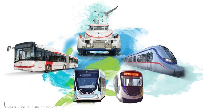 29 Ekim Cumhuriyet Bayramı'nda toplu ulaşım 1 kuruş