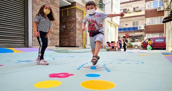 Bahariye Mahallesi'ne oyun sokağı