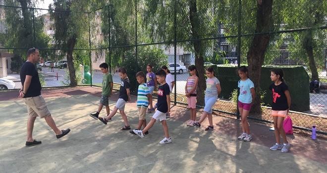 Bostanlıspor'da Halk Oyunları çalışmaları başladı...