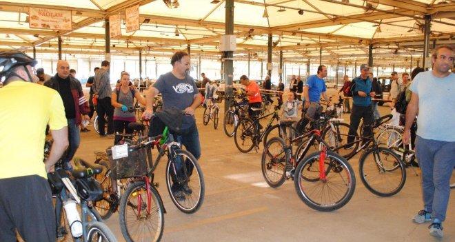 2.El Bisiklet Pazarı'na yoğun ilgi