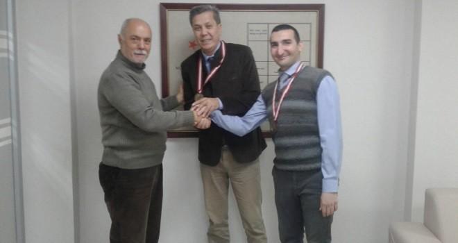 Karşıyaka'da Fair Play Ödülü Onur Şener'in oldu