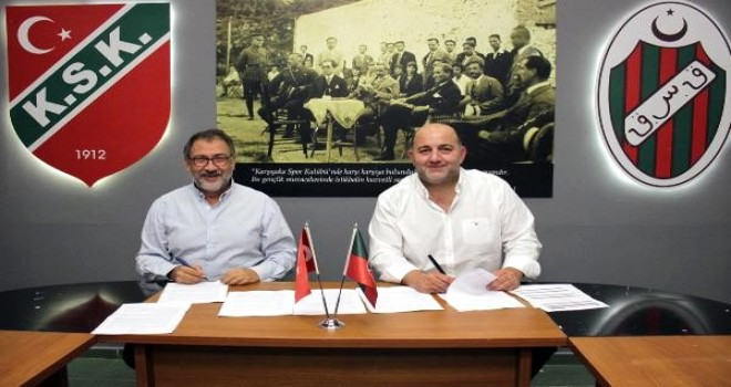 Karşıyaka Spor Kulübü'nden sanal para anlaşması