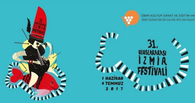 31. Uluslararası İzmir Festivali'nde tiyatro zamanı