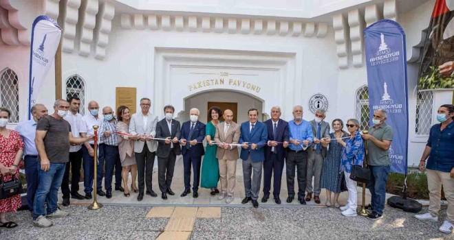 İzmir Turizm Bilgilendirme Ofisi ve Sergi Alanı açıldı