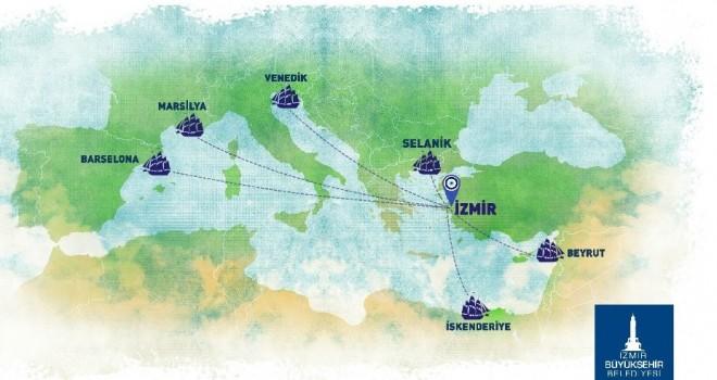 Başkan Soyer Akdeniz Birliği için ilk adımı attı