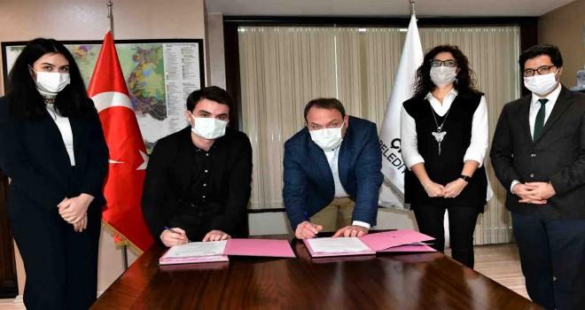 Çiğli'de İş Birliği ve Partnerlik Protokolleri imzalandı