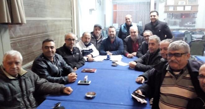 Karşıyaka Amatör Futbol Kulüpleri Derneği'ne yeni yönetim