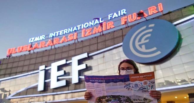 İzmir Enternasyonal Fuarı'nın hazırlıkları sürüyor