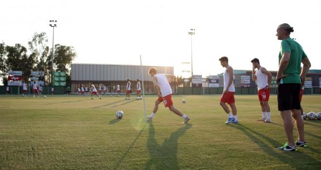 Karşıyaka 4 hazırlık maçı yapmayı planlıyor