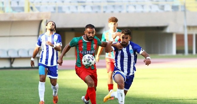 Karşıyaka'da 3 futbolcunun testi negatife döndü