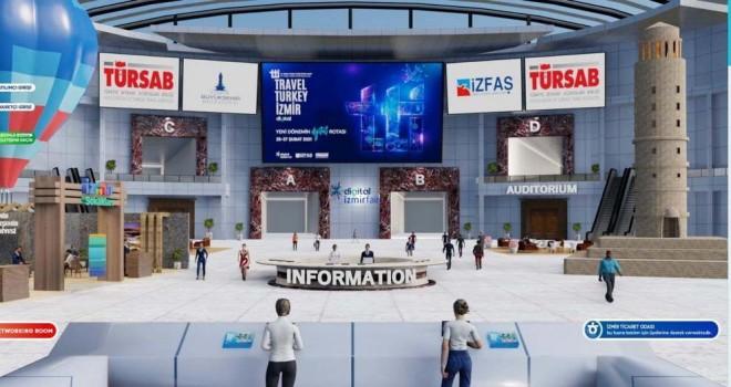 Dünya turizmi Digital İzmir'de buluşuyor