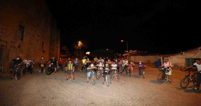 Efes Selçuk sokakları bisikletliler için kapatıldı