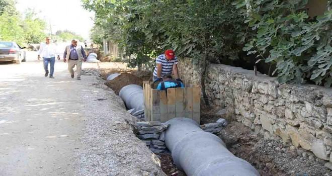 Altıntepe'de su taşkını olmayacak