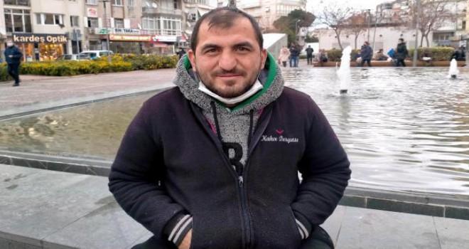 Karşıyaka'da sokakta yaşayan Aliş ameliyat için destek bekliyor