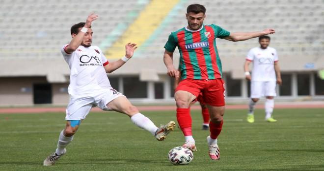 Karşıyaka Cezayir ile ilk maçında kayıp...