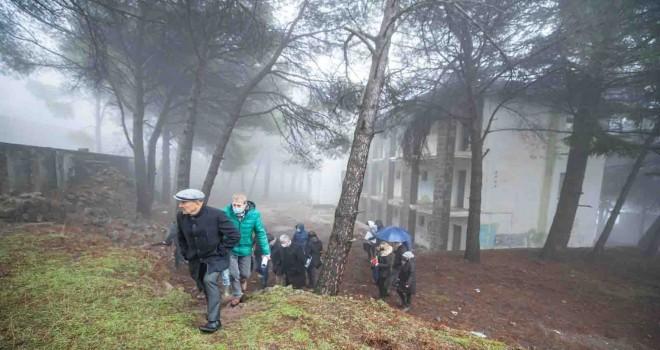 Yamanlar Dağı'ndaki eski sanatoryum için sadece İzmir Büyükşehir teklif verdi