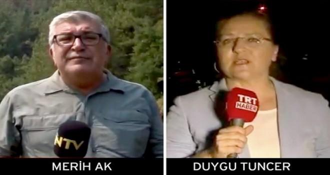 Gazetecilere yapılan saldırıyı kınıyoruz...