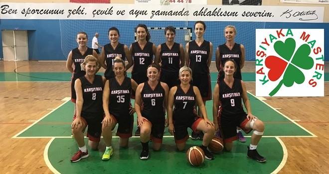 Karşıyakalı kadın master basketbolcular destek bekliyor