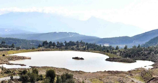 Bornova köylerinin su sorunu çözüldü