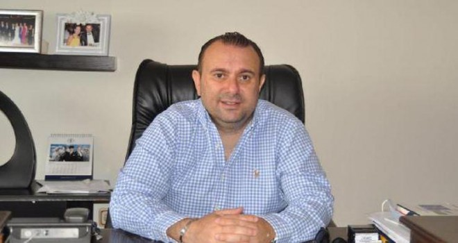 Karşıyaka'da Emre Sarıgedik aday