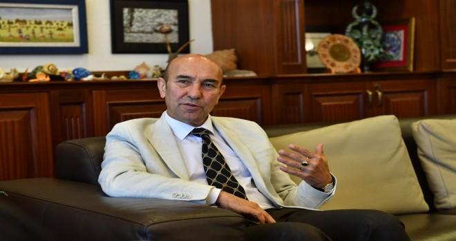 Başkan Soyer'den Hilton Oteli'ne ilişkin açıklama