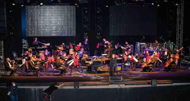 Sertab Erener'den unutulmaz Cumhuriyet Bayramı konseri