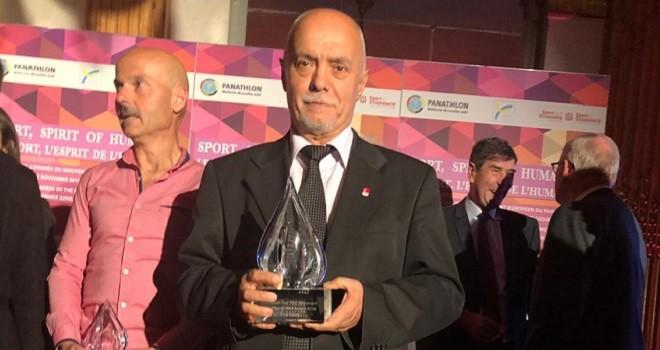 Avni Erboy, bir kez daha  TMOK Fair Play Komisyonu'na seçildi