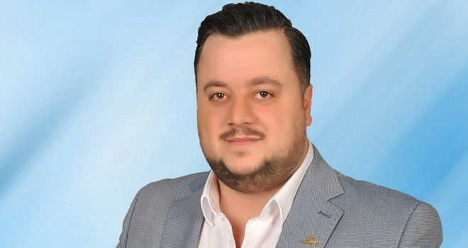 Arslan: Doğup büyüdüğüm mahallem için adayım