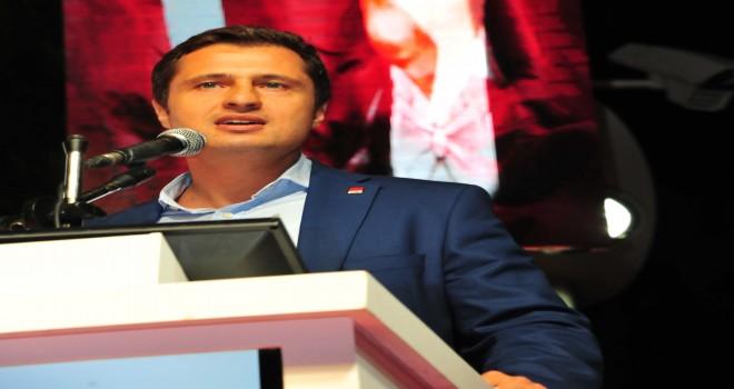 CHP'li Yücel'den İzmir'e 31 Mart teşekkürü