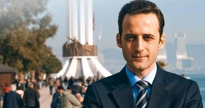 Erman Nazım Perk: Karşıyaka için en önemli projemiz: Smart City