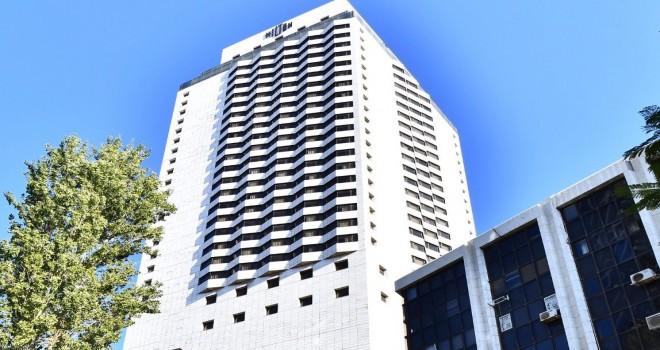 Hilton depremzedeler için kullanılacak