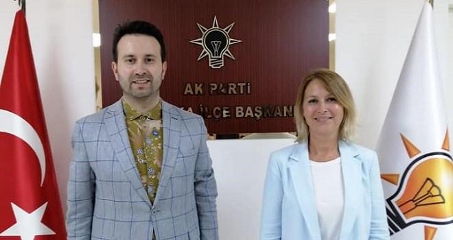 Ak Parti Karşıyaka İlçe Başkan adayı belli oldu