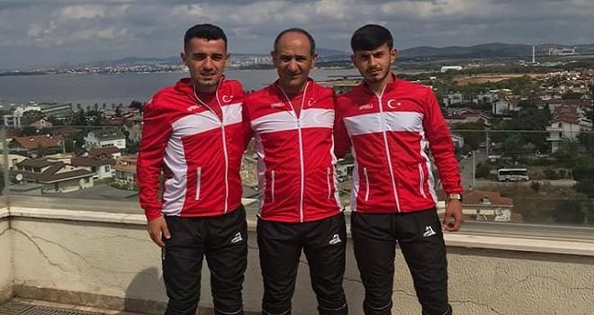 Bostanlıspor Dünya ve Güneydoğu Ülkeler Şampiyonası'nda…