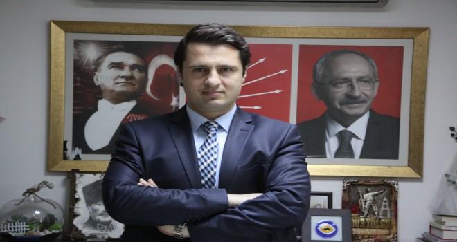 CHP'li Yücel: Keşke siz de Atatürk'ü rehber alsaydınız